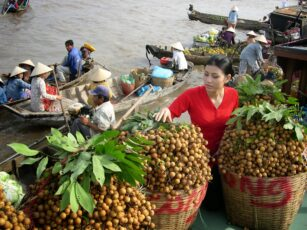 CAN THO – CAI RANG FLOATING MARKET BREAKFAST EXPERIENCE